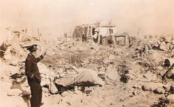Bombing ruins Casino Italy