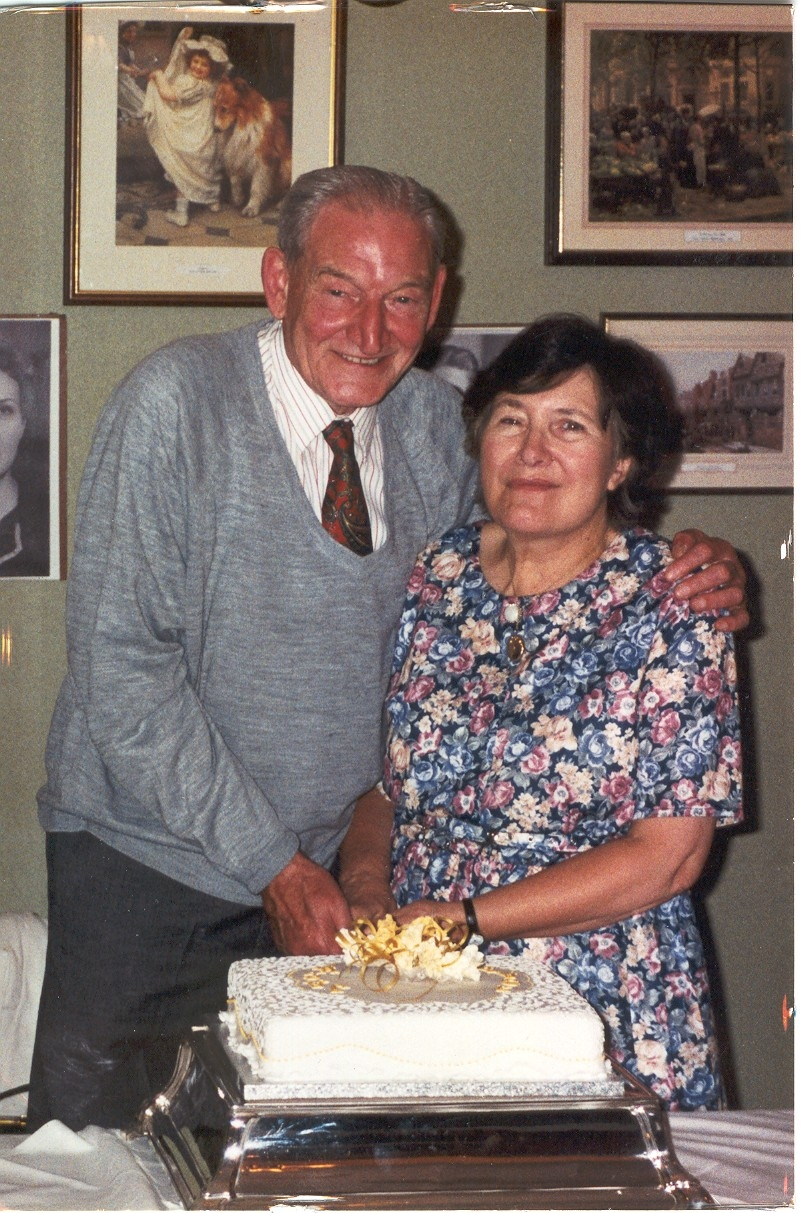 Mum Dad Golden Wedding