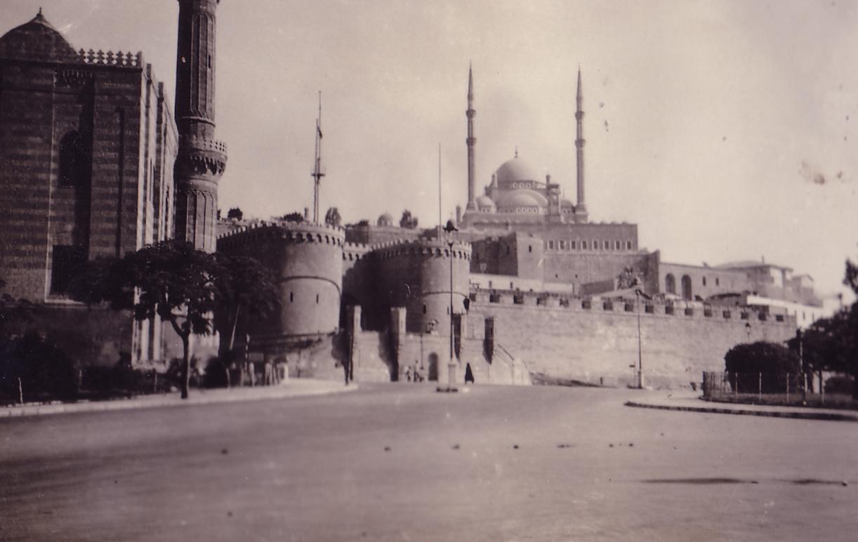 Egypt Cairo Muhamed Ali Mosque 2