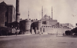 Egypt Cairo Muhamed Ali Mosque 2