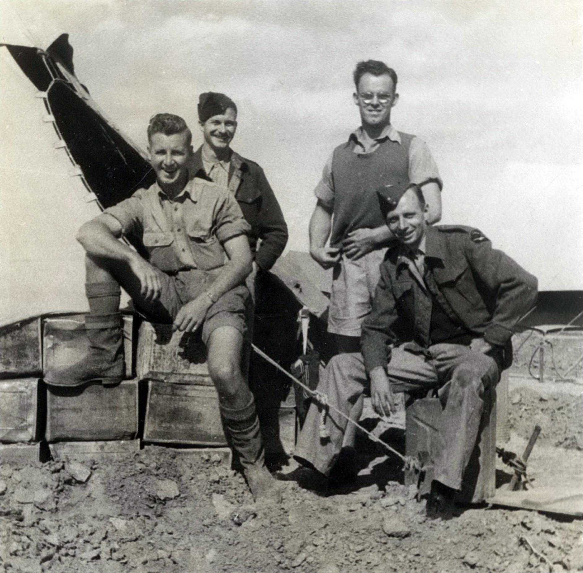 Benghazi 1944 454 Sqn
