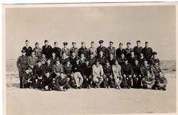 Aircrews of 'a' flight february 1943
