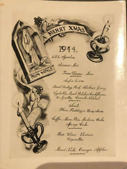 454 Sqn Christmas Dinner 1944