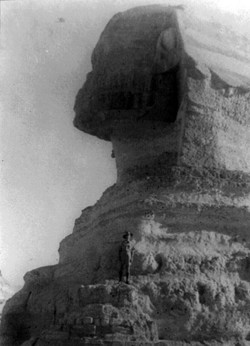 005 With the inscrutable Sphinx - Aug 1941