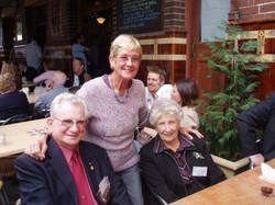Don Heath Penny Griffiths & Marion Heath