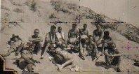 On the beach at Bengahsi been swimming