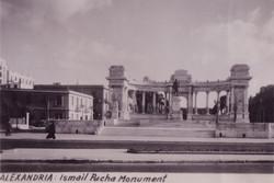 Egypt Alexandria Ismail Pasha Monument 1