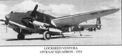 459 RAAF Lockheed Ventura 1944
