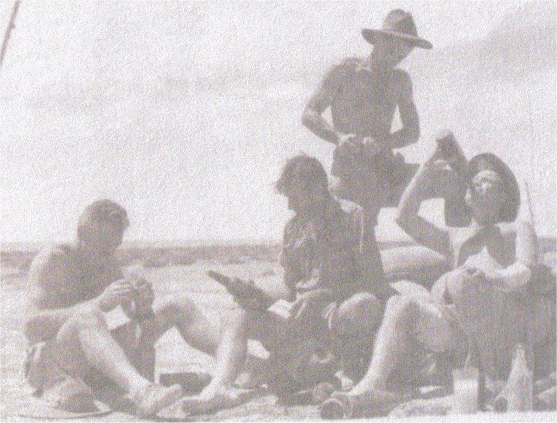Gambut Christmas 1943 Bundoo