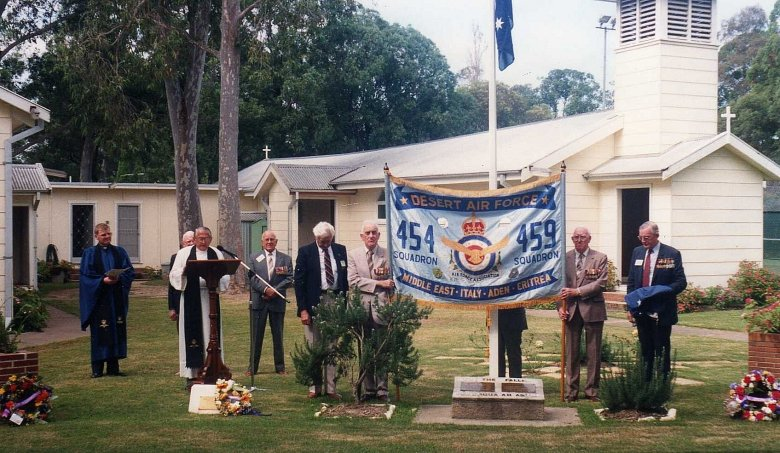 1992 Rededication of 454-459 Richmond