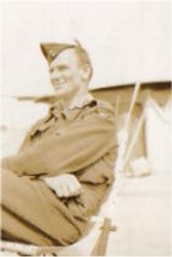 John MacMahon  man in hat photo