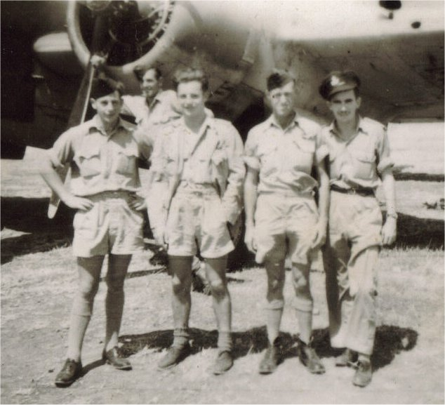Harrys crew (Gaskell crew)