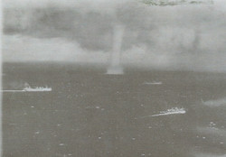 Waterspout in the Med