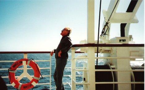 Marco Polo cruise around NZ