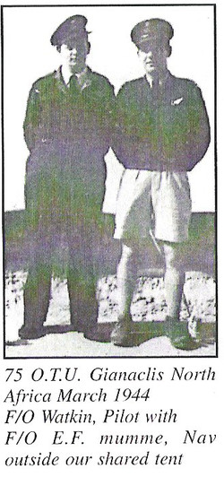 75 OTU Gianaclis March 1944