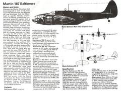 Martin 187 Baltimore specs