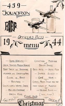 Christmas Dinner 459 _1944 artwork