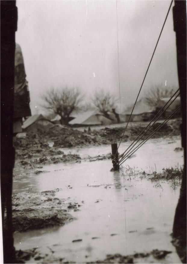 The rains came Egypt March 1943