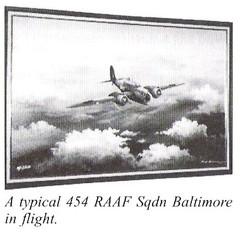 Baltimore plane