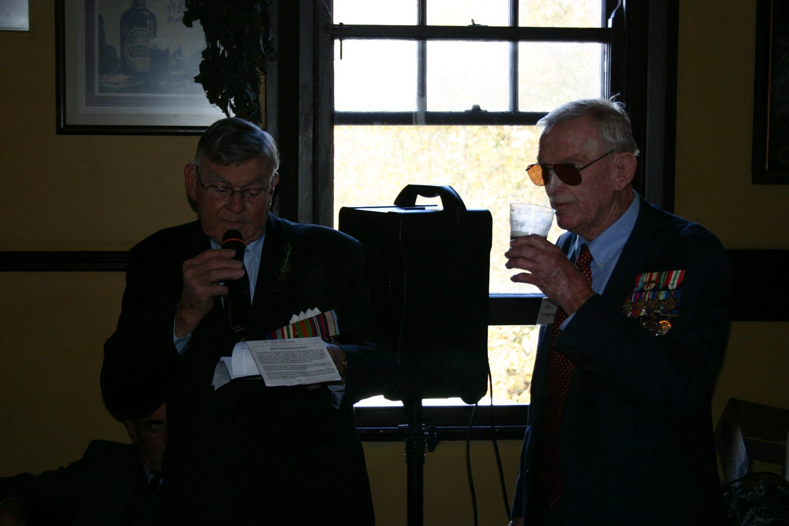 Jack Shipway speech_2 at Hotel
