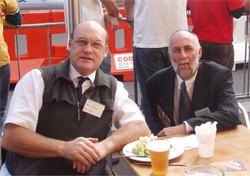 Alan Vardy & Bruce Henderson