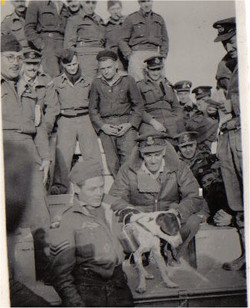 1CO with Winning dog 1943