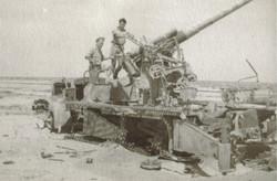 Gambut Libya 1943 Laurie Crowhurst & Reg Turner