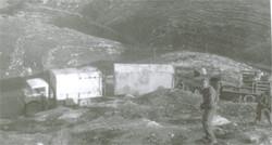 454 convoy to Northern Iraq 1942 From Palestine  RAF Aquir to Quaira