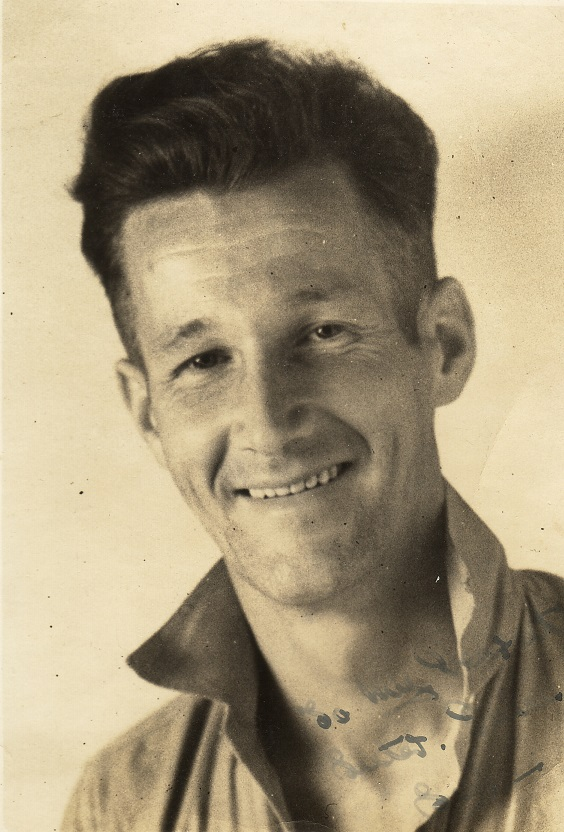 Sid Gradidge 3