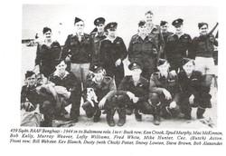 459 Sqdn RAAF Behghazi 1944 Baltimore Role