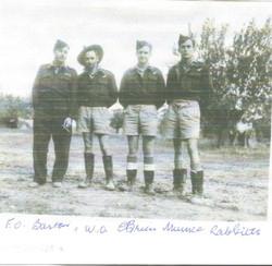 Barton, O'Brien, Munce and Rabits