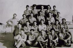 RAF RAAF Drivers & Mechanics Benghazi 1944