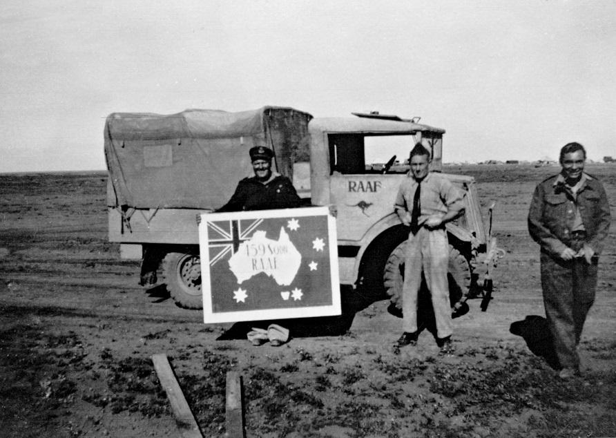 Squadron Sign