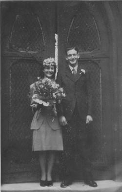 Jack and Joan Wedding