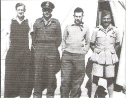 A four man crew