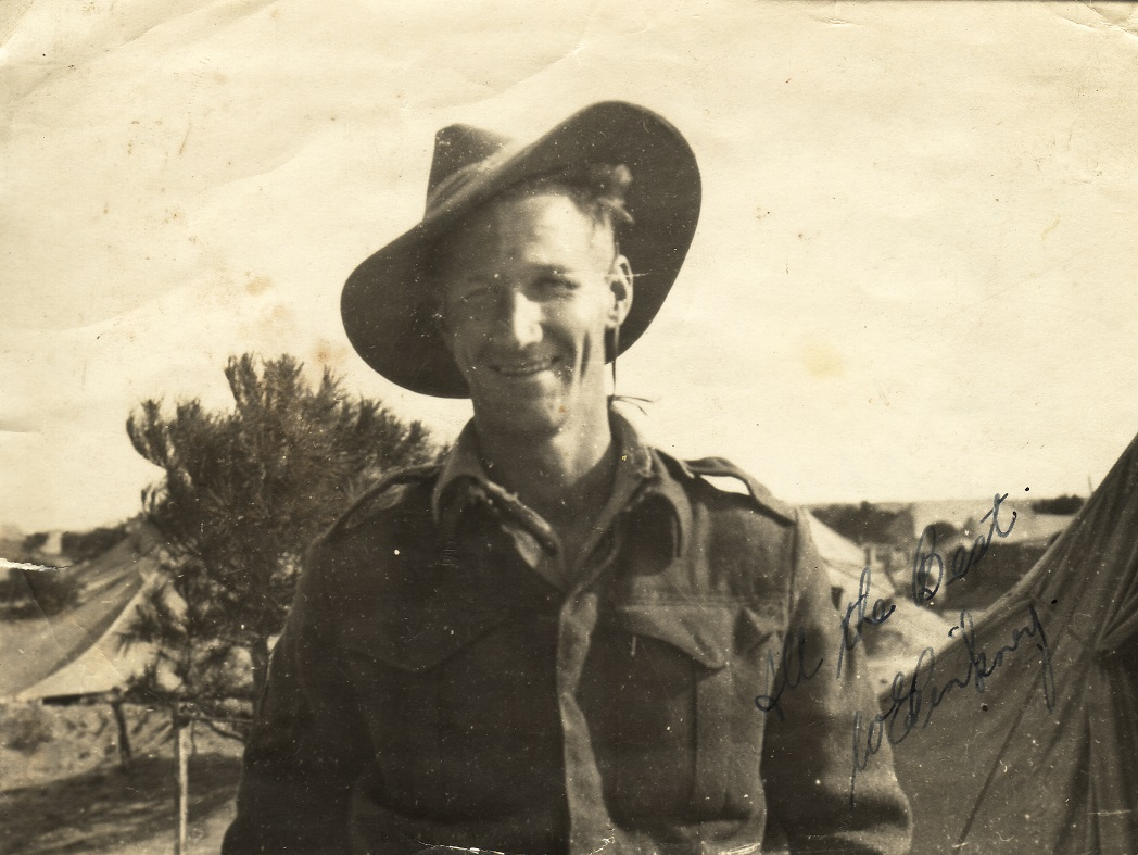 Sid Gradidge RAAF North Africa WW II