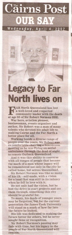 Legacy to Far North Lives On