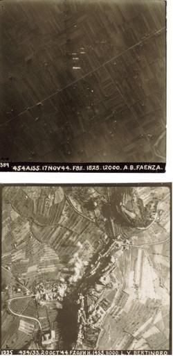 Aerial bombings