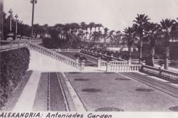 Egypt Alexandria Antoniades Garden