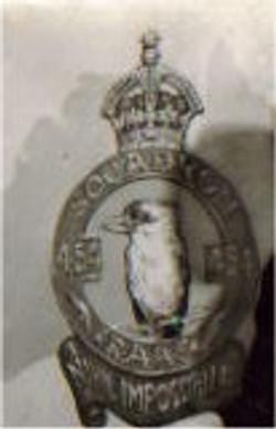 Kookaburra badge