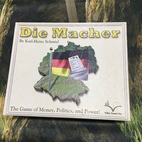中古 デイマッヒャー Die Macher