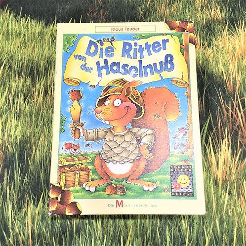 ダメージ要確認・中古 ヘーゼルナッツの騎士 Die Ritter von der Haselnuss