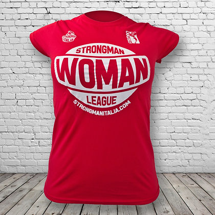 Strong Woman Red '16