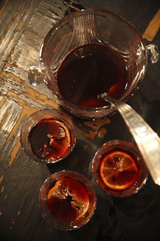 יין חם