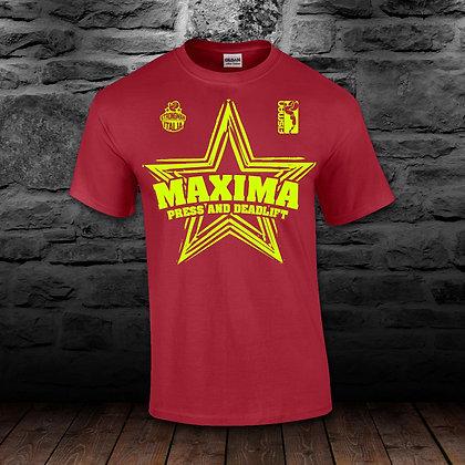 Maxima Red '18