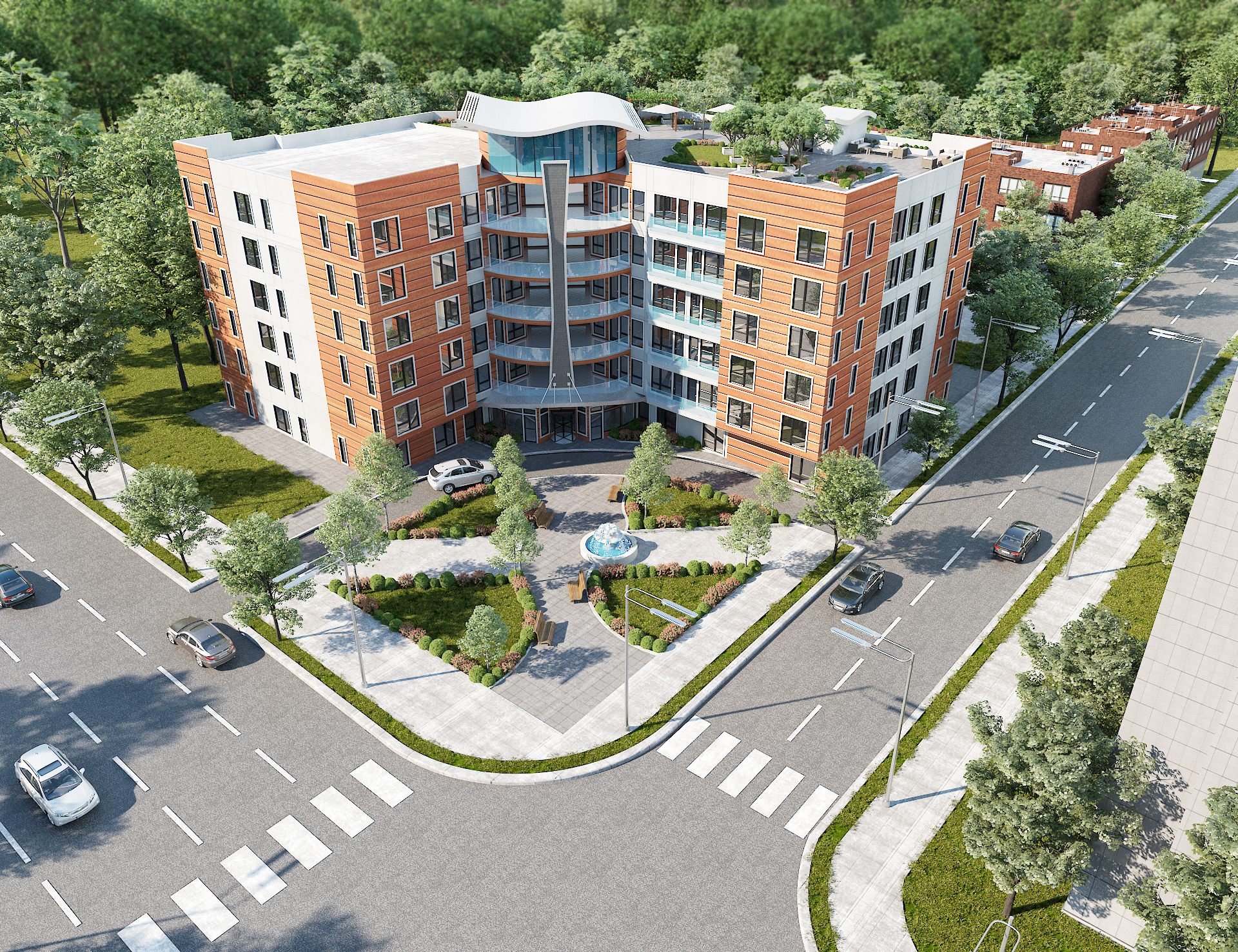 Holland Avenue_Multifamily Building