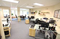 Professional Office Layout