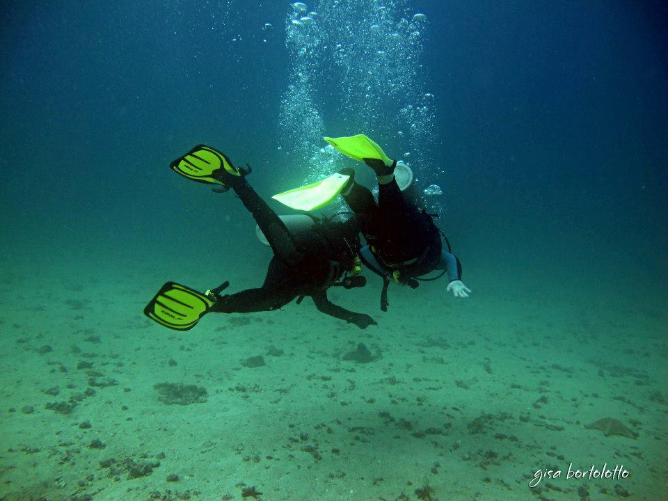 Discover Scuba em Paraty