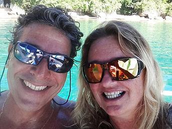 Claudia Facin e Sérgio Pereira
