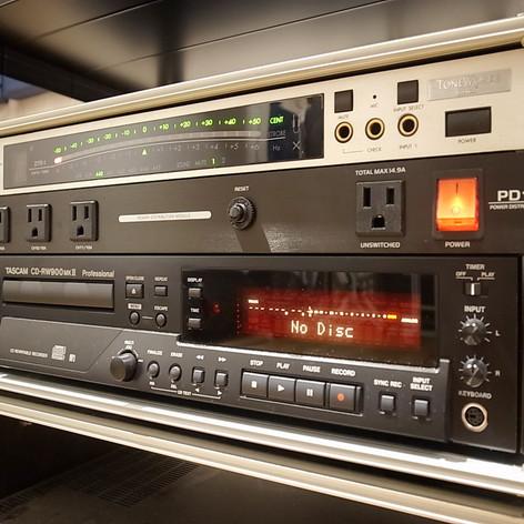 Tascam CD-RW900MK2